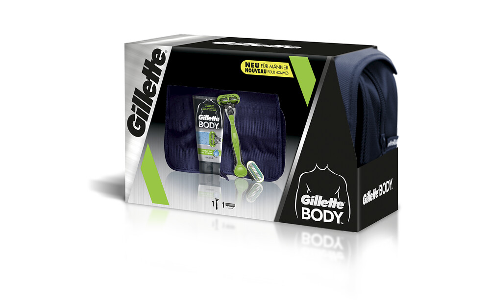 Gillette Body Geschenkset