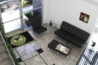 Timney Office Reception Area