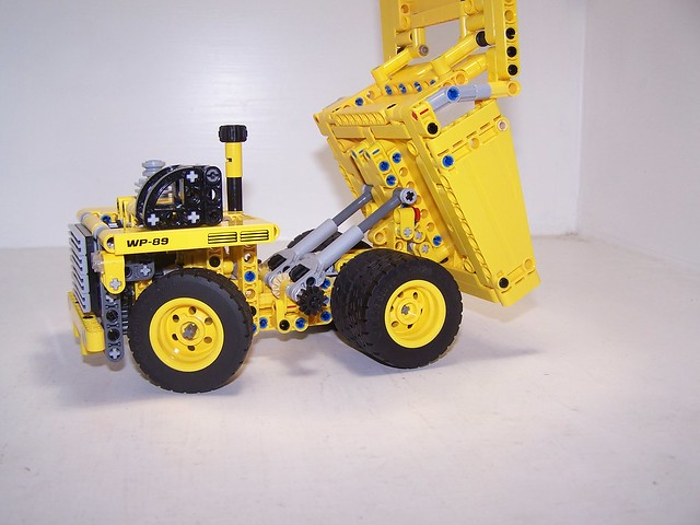 42035 - Mining Dump Truck - MODs and Improvements - LEGO Technic ...