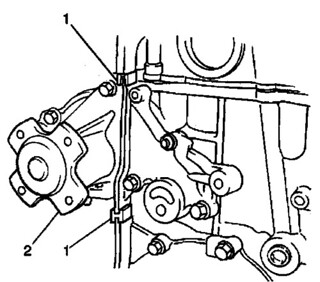 replace water pump geo metro forum  remove the rubber seals from the water pump 16 remove the water pump mounting bolts and nuts 17 remove the water pump and gasket from the vehicle