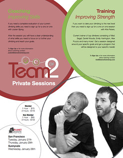 To2 Private Session Poster