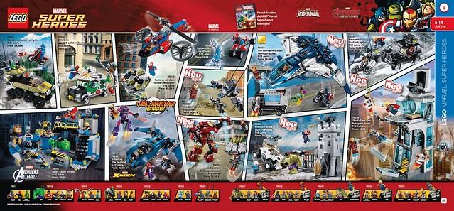 LEGO Marvel Super Heroes 2015