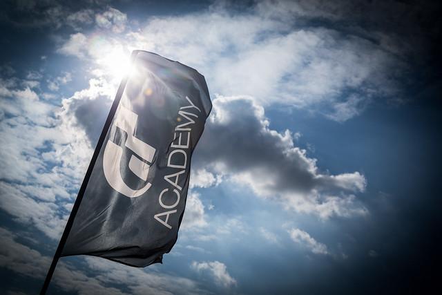 GT Academy Flag