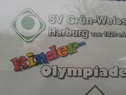 Kinderolympiade von SV Grün-Weiss Harburg