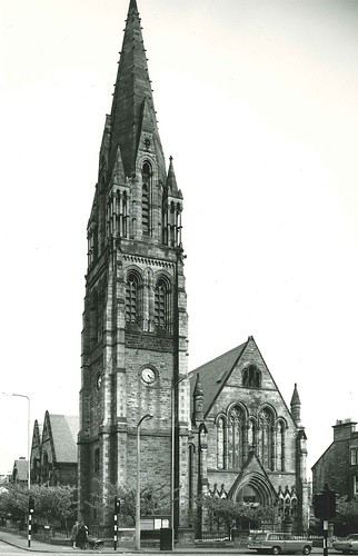 Mayfield Salisbury Church 1970