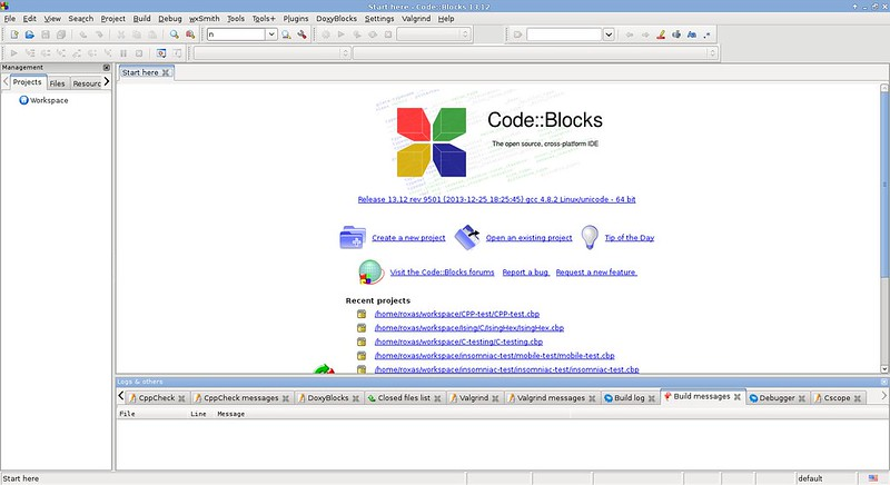 coding blocks ide