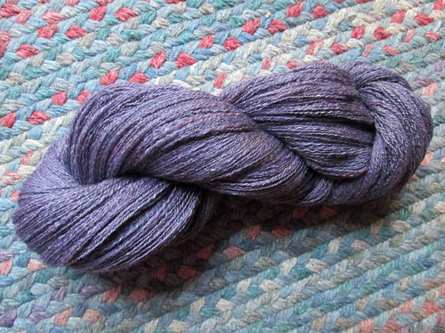 Merino Silk laceweight 1100-1200 yards