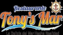 tonys mar logo nuevo