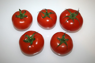 04 - Zutat Tomaten / Ingredient tomatoes