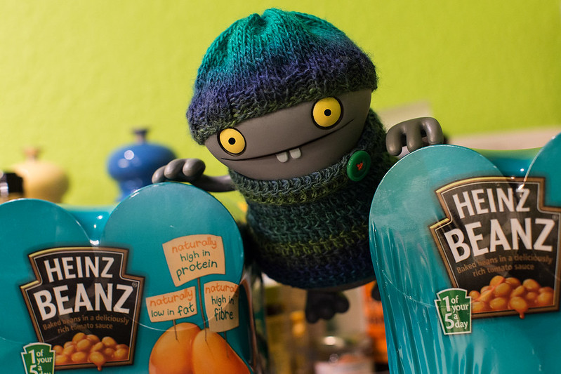 Uglyworld #2538 - Beanz Workerings Out - (Project On My Tods - Image 3-365)