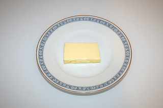 14 - Zutat Butter / Ingredient butter