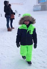 Chlapecká zimní Quicksilver nadstandartně zateplen - titulní fotka