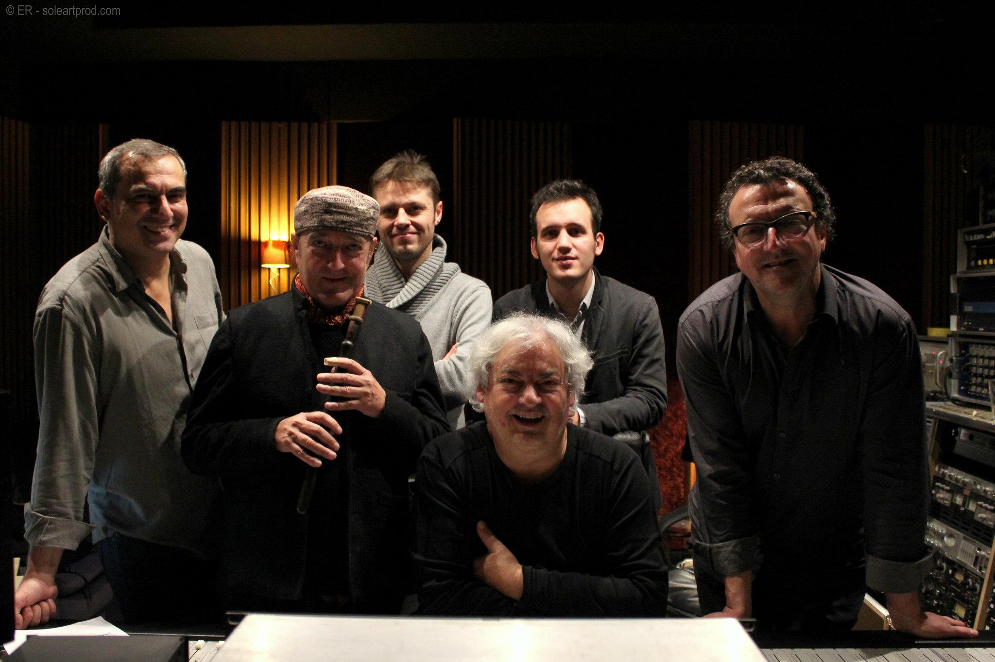 Studio Midi Live, enregistrement de l'album Motian in Motion