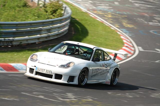 Porsche 996 GT3 RSR 3