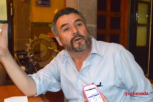 Sergio Serrano Soriano Foto: César Rivera