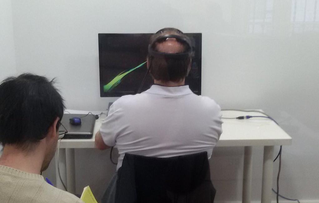 Test con usuarios con neuromarketing