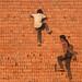 Kids on Brick by Bhaskar Dutta
