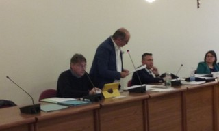 Gino Petroni consiglio comunale aprile 2016