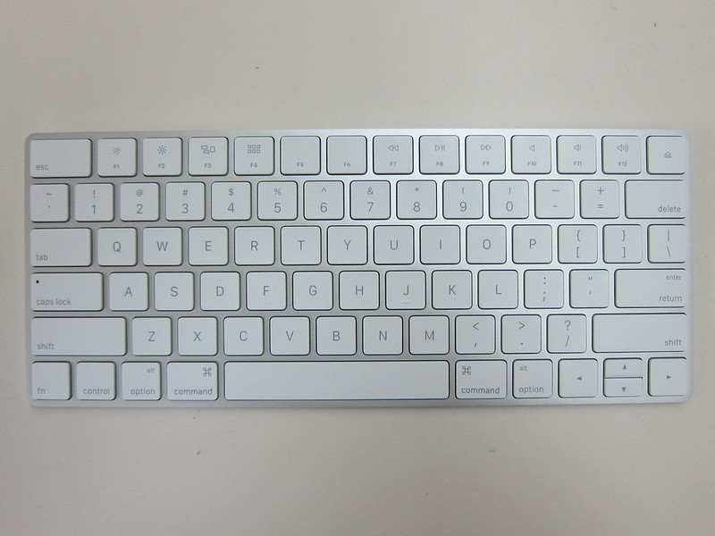Apple Magic Keyboard - Top