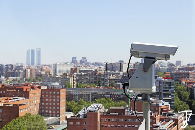 Madrid, ciudad vigilada