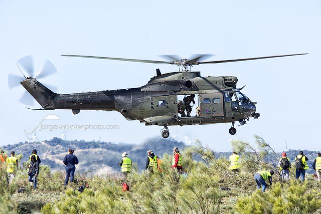 Puma HC.2 - 230 Sqn RAF