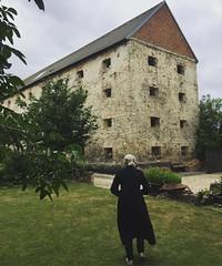kornspeicher-- adaptive re-use of grain storage warehouse turned palazzo