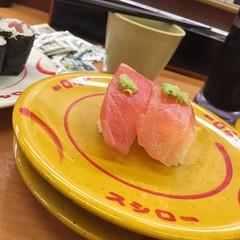 MOHIKAN FAMILY'S/モヒカンファミリーズ | お寿司がやってきました^ ^
