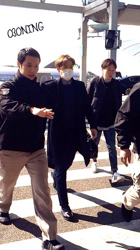 TOP - Incheon Airport - 13mar2015 - dyno3o - 02