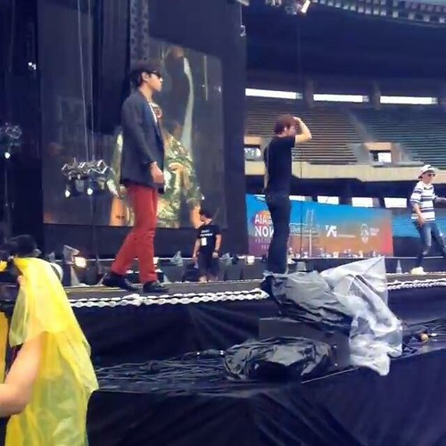 YGFamilyCon-soundcheck-20140814 (88)