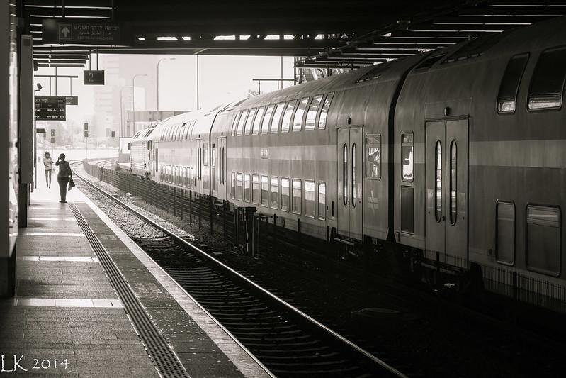 HaShalom Railway Station, Tel Aviv