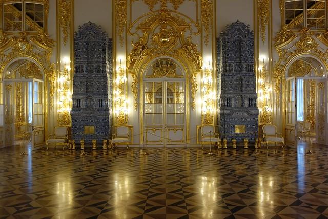 509 - Tsarskoye Selo (Palacio de Catalina - Pushkin)