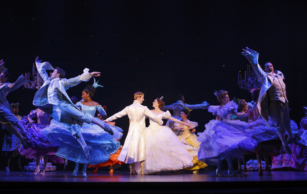 Image result for rodgers and hammerstein's cinderella broadway