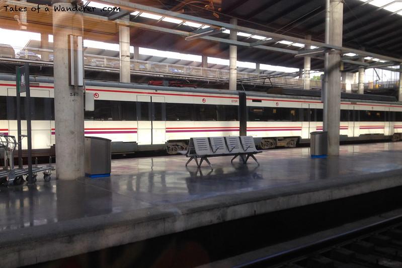 CÓRDOBA - Estación de Córdoba Central
