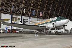N56V - 33153 16405 - Tillamook Air Museum - Douglas C-47B Skytrain DC-3 - Tillamook Air Museum - Tillamook, Oregon - 131025 - Steven Gray - IMG_7970