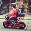 Mini Ducati?