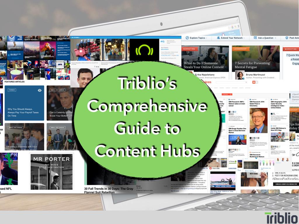Content Hubs 101