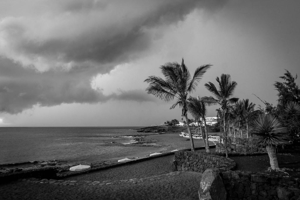 Black Sands, Dark Skies.