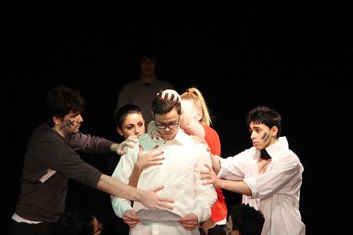 """Theater und Bewegung: """"Die Räuber"""""""