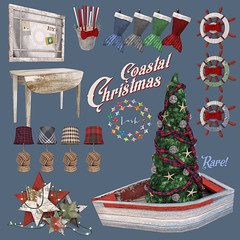 Lark - Coastal Christmas