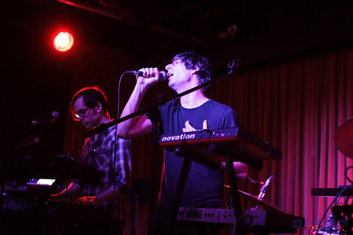 Digits @ The Drake Hotel 12/10/2014