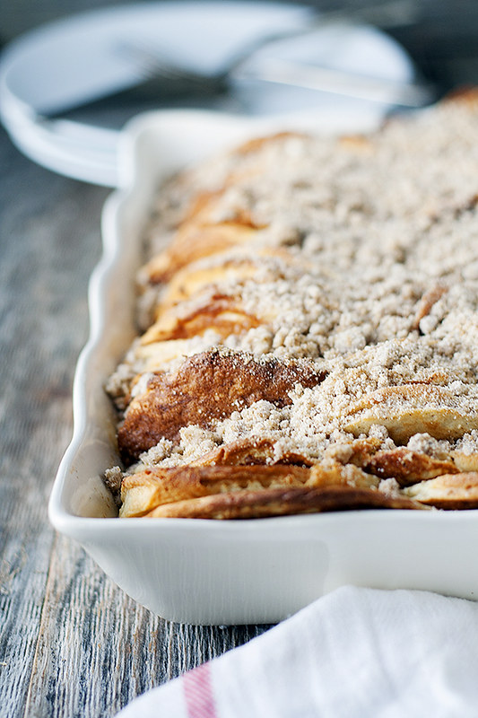 pancake casserole