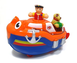 Lifeboat Toy