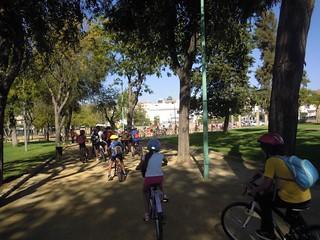 En bici de Montequinto a la Alquería