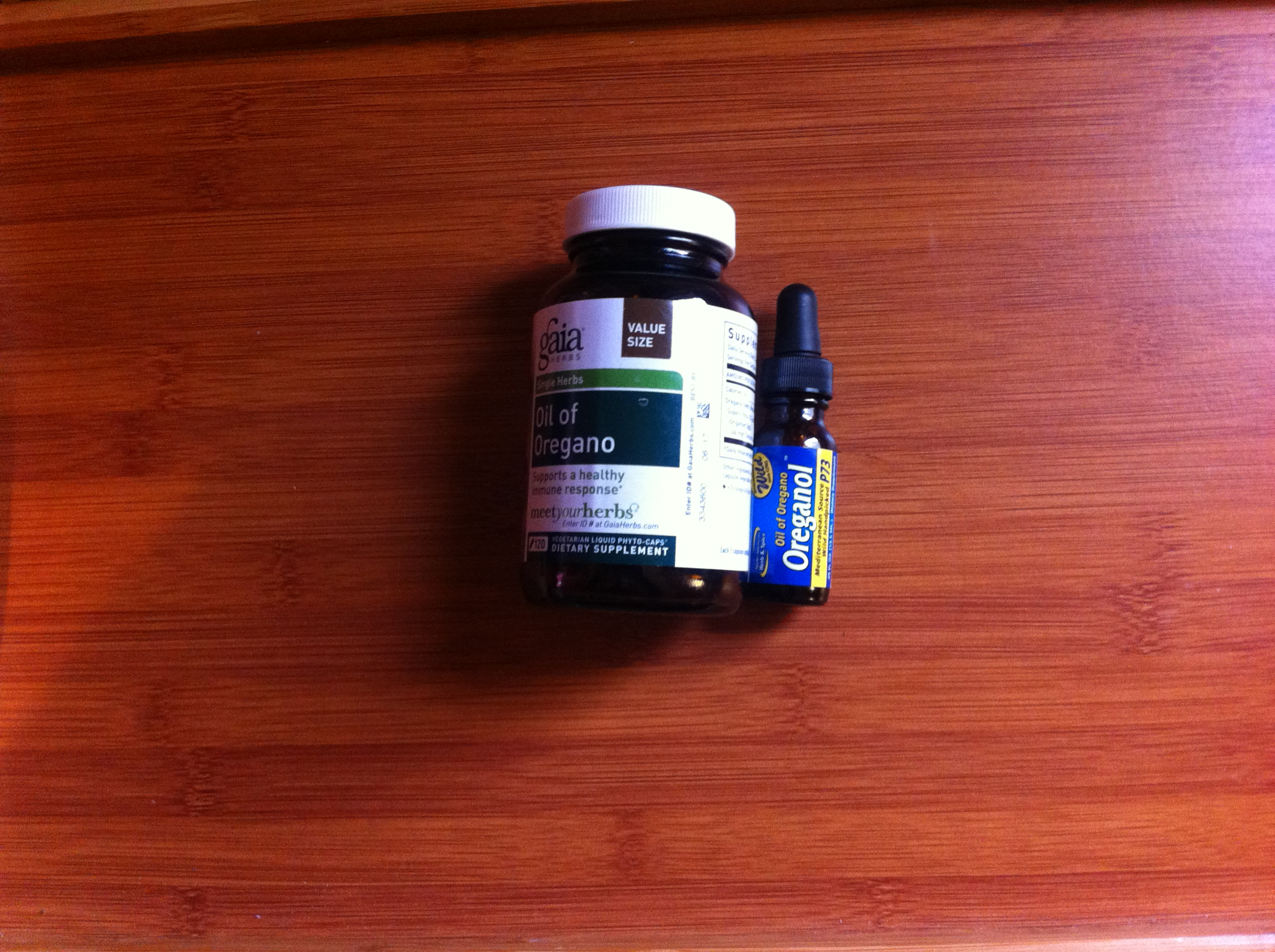 Nutrition Oregano Oil