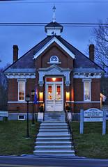 Shedd Free Library, Washington, New Hampshire.
