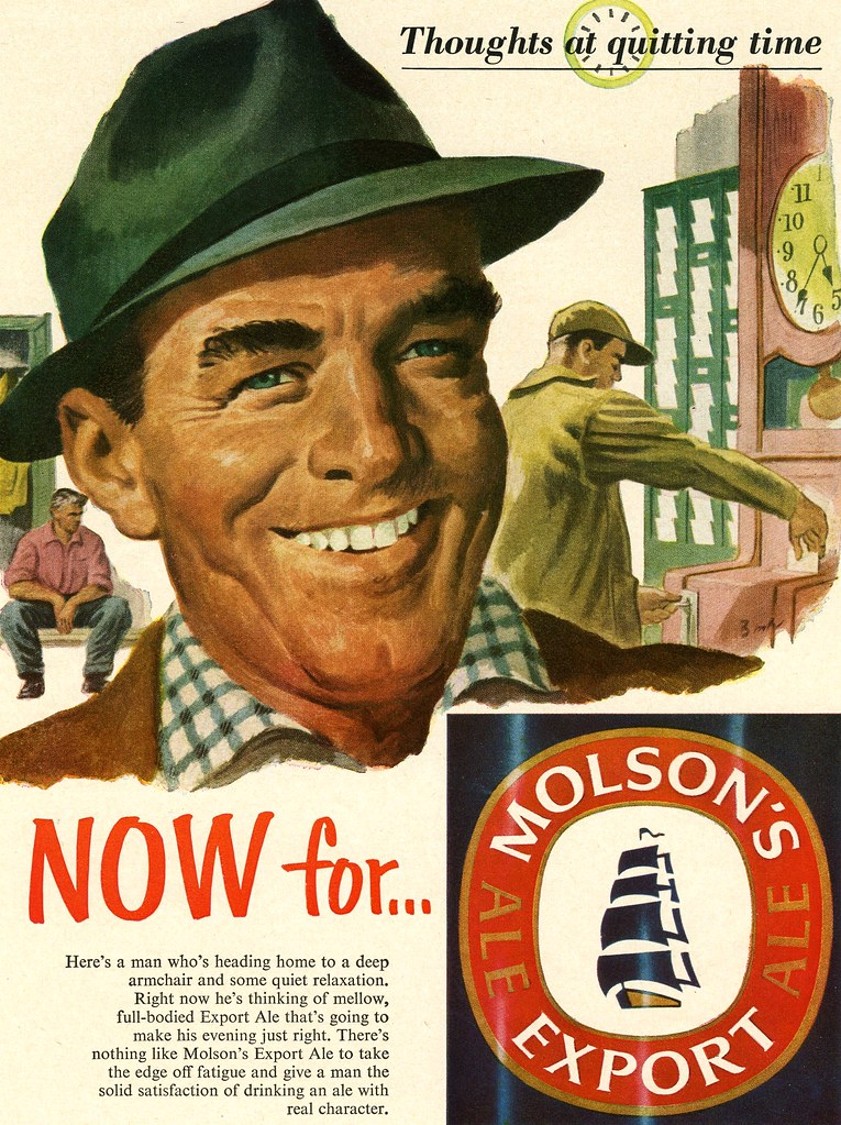 Molson-1950s-quitting-time