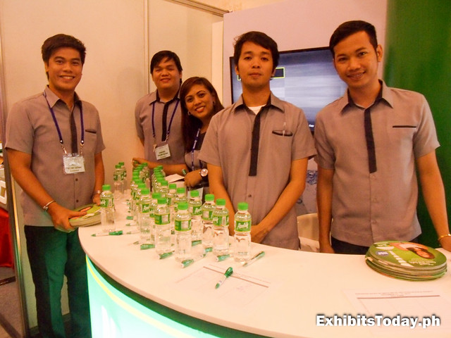 Absolute Distilled Water exhibitors