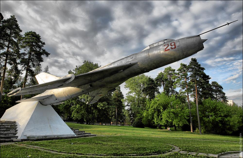 Су-7 в Степянке