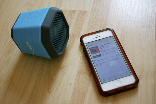 Lumsing Portable Waterproof Bluetooth Speaker