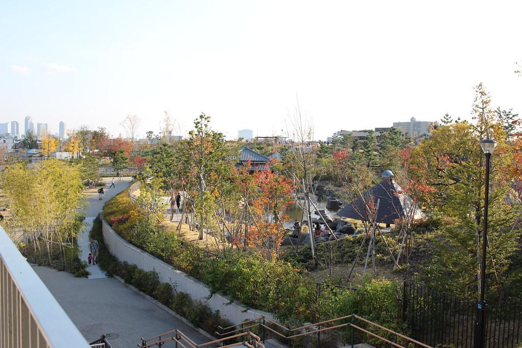 二子玉川公園_日本庭園